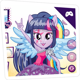 SEE YOURSELF AS AN EQUESTRIA GIRL - ROCKFIELD ONLINE