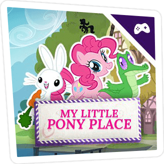MY LITTLE PONY PLACE GAME ONLINE
