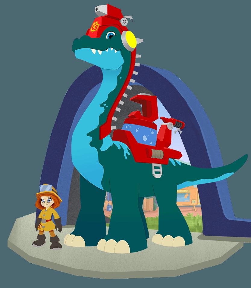 Blazeasaurus