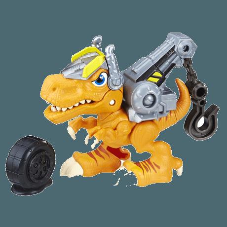 Playskool Heroes Chomp Squad Tow Zone