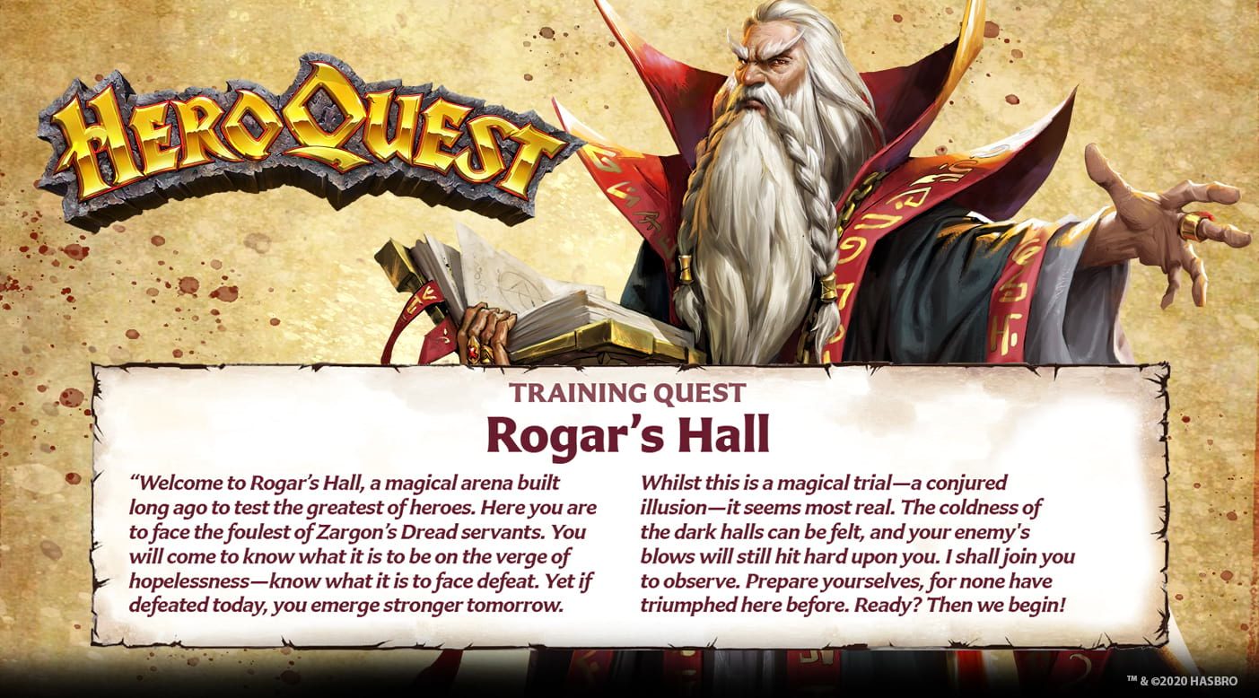 Rogar's Hall By Stephen Baker