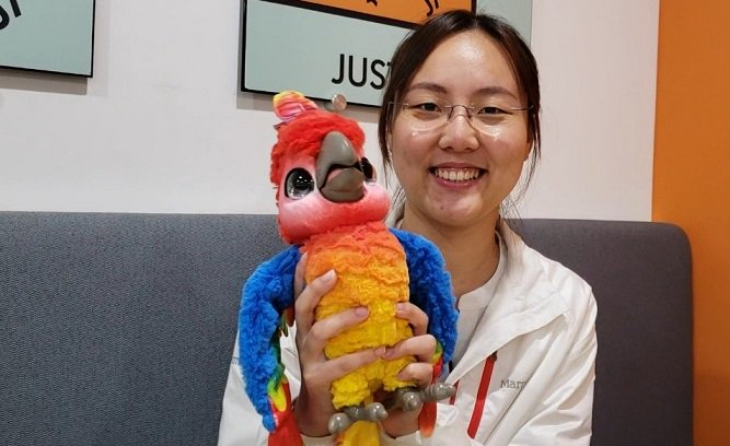Kristy, Engineering Intern - Hasbro Hong Kong