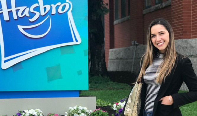 Ana, Playskool Brand- Marketing Intern