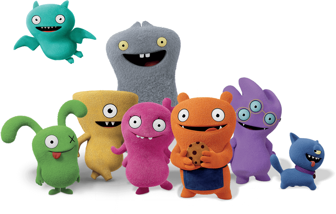 Ugly Dolls Fall BSA