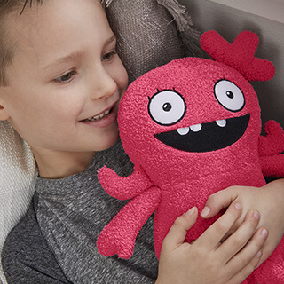 Feature Sounds Moxy Plush
