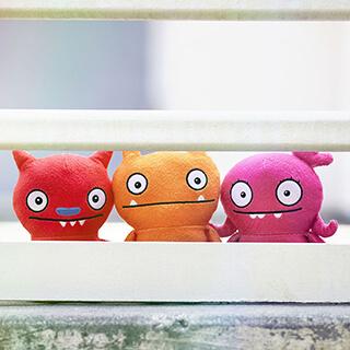 Ugly Dolls Toys