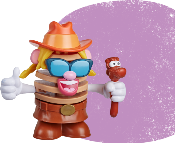 Mr. Potato Head Chips Ranch Blanche Toy