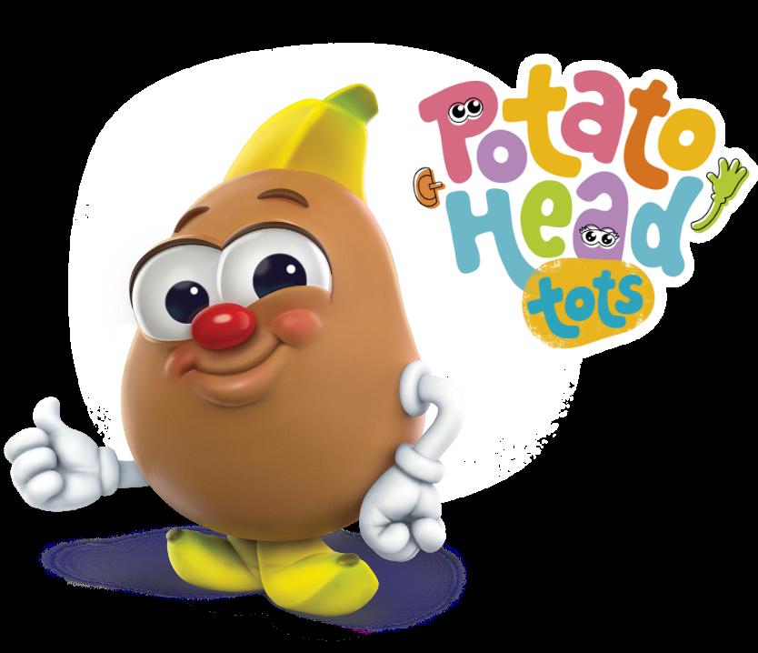 mr potato head tots toy