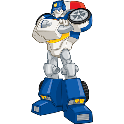 hasbro studio animated Transformers Rescue Bot