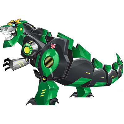 Grimlock : Transformers Robots In Disguise image