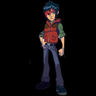 Kaijudo character Ray