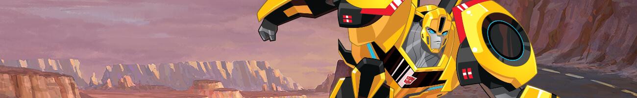 All Spark Hasbro Animation Series