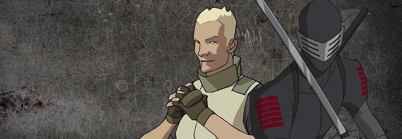 G.I. Joe Renegades Banner