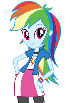 Rarity My Little Pony: Equestria Girls