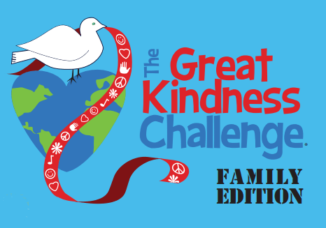 The New Great Kindness Challenge – Family Edition Gives Children And Their Families A Fun And Easy Way To Show That Kindness Matters