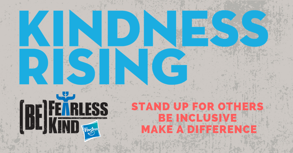 Be Fearless Be Kind Pledge