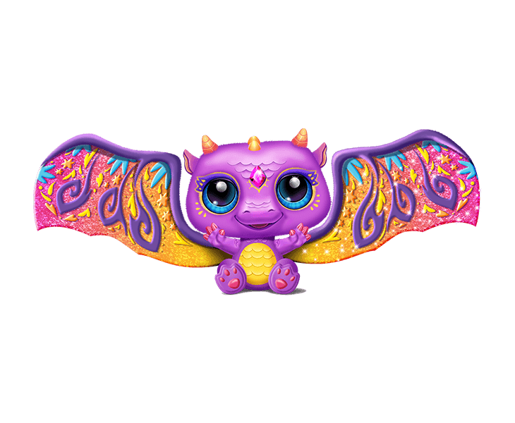 Meet the must Haves - Moodwings Baby Dragon
